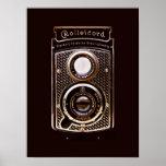 Rolleicord art deco camera