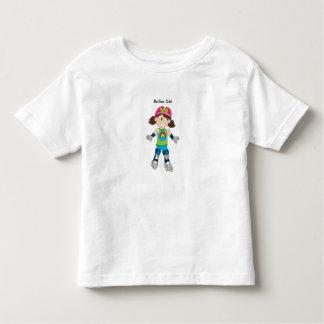 Roller Girl Toddler T-Shirt