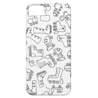 Roller-skates Barely There iPhone 5 Case