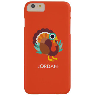 Rollo the Turkey Barely There iPhone 6 Plus Case