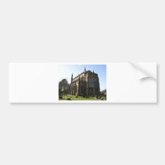 Roman Catholic Church in England Bumper Sticker