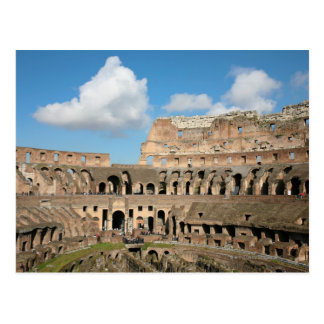 Roman Coliseum 2 Postcard