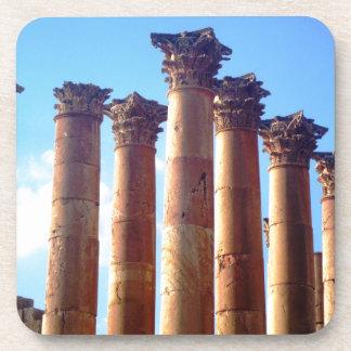 Roman Columns Cluster Coaster
