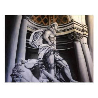 Roman Hero postcards