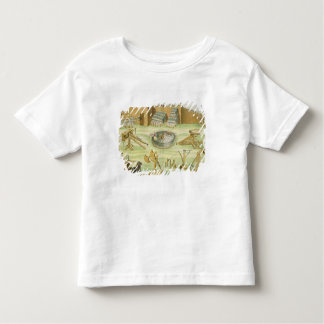 Roman Soldiers Besieging a Town, plate 23B, class Toddler T-Shirt
