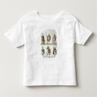 Roman Soldiers, detail from plate 2, class 5 of Pa Tshirts
