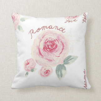 Romance Love Throw Pillow