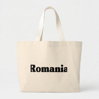 Romania Classic Style Canvas Bag