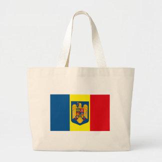 Romania w COA Tote Bag