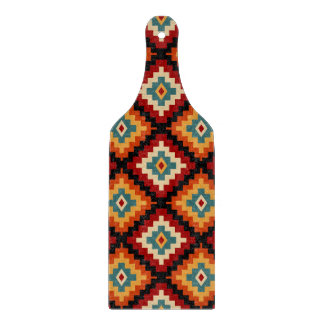 Romanian Motifs Cutting Board