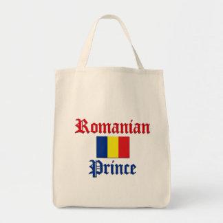 Romanian Prince Tote Bag