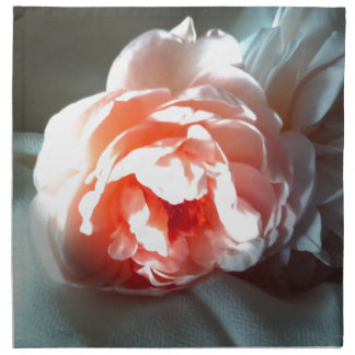 Romantic Flower Cloth Napkins
