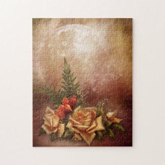 Romantic Rose Fantasy Puzzle