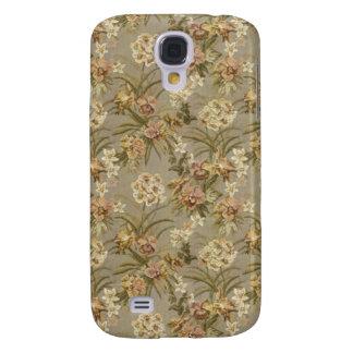Romantic Vintage  Roses v8 Samsung Galaxy S4 Cases