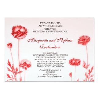 romantic wedding anniversary card