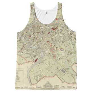 Rome 4 All-Over print singlet