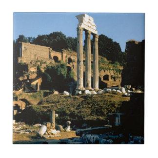 Rome, Foro Romano, 1956 Ceramic Tile