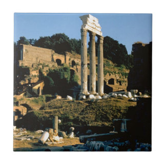 Rome Foro Romano 1956 Ceramic Tile