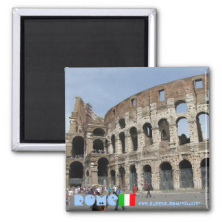 Rome Italy cool magnet design