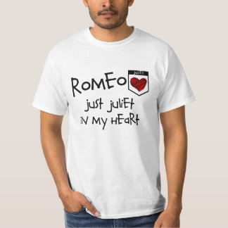Romeo And Juliet Couple Men's T-Shirt