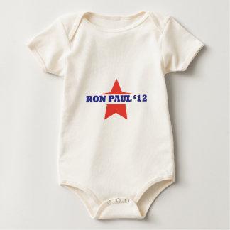 RON-PAUL-2012 BABY BODYSUIT
