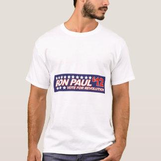 Ron Paul - 2012 election president politics T-Shirt