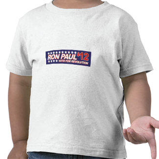Ron Paul - 2012 election president politics Shirt