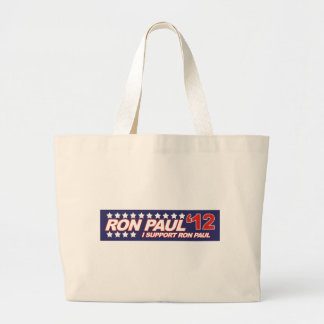 Ron Paul - 2012 election president vote Bag