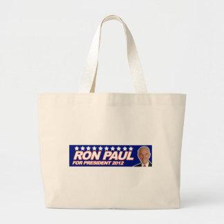 Ron Paul - 2012 election president vote Canvas Bag