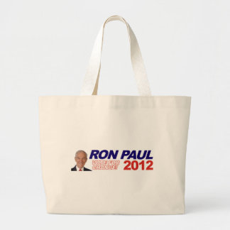 Ron Paul - 2012 election president vote Tote Bag