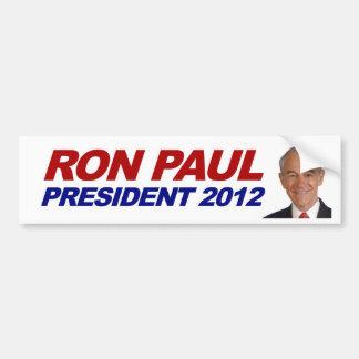 Ron Paul - 2012 election president vote Car Bumper Sticker