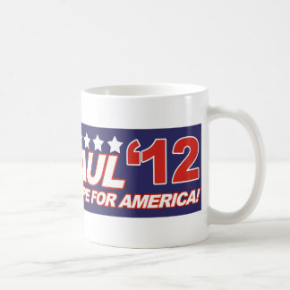 Ron Paul - 2012 election president vote Coffee Mug