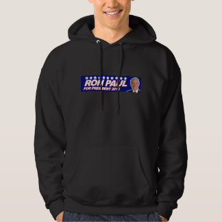 Ron Paul - 2012 election president vote Hoodie