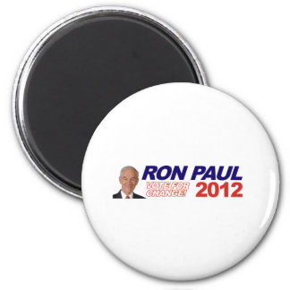 Ron Paul - 2012 election president vote Magnets