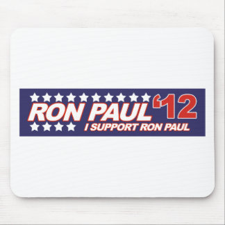 Ron Paul - 2012 election president vote Mouse Pad