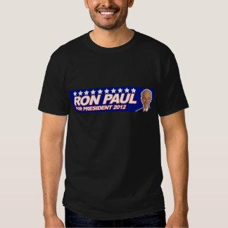 Ron Paul - 2012 election president vote Shirt