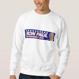 Ron Paul - 2012 election president vote Sweatshirt