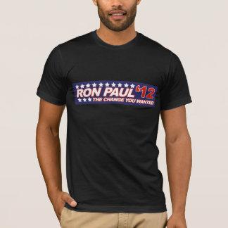 Ron Paul - 2012 election president vote T-Shirt