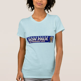 Ron Paul - 2012 election president vote T Shirts