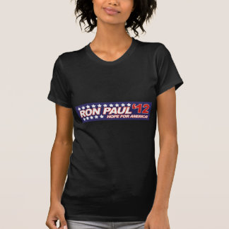 Ron Paul - 2012 election president vote Tees