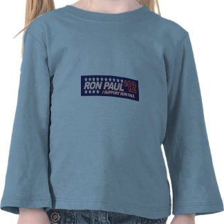 Ron Paul - 2012 election president vote Shirt