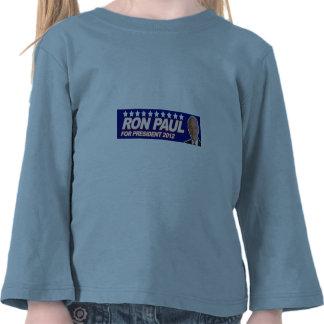 Ron Paul - 2012 election president vote Tshirts