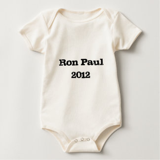 Ron Paul 2012, For The 99%! Baby Bodysuit