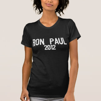 ron paul 2012 T-Shirt