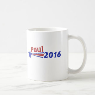 Ron Paul 2016 Basic White Mug