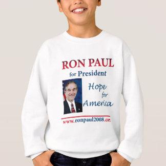Ron Paul - Hope for America 24 x 24 Sweatshirt