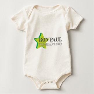 RON-PAUL-PRESIDENT BABY BODYSUIT