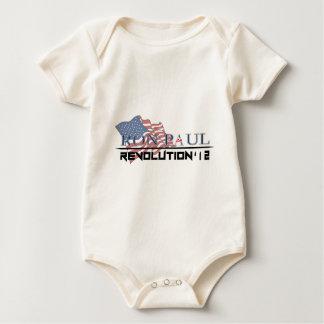 Ron Paul Revolution 12.png Baby Bodysuit