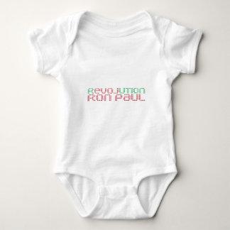 RON-PAUL-REVOLUTION BABY BODYSUIT