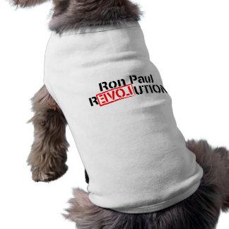 Ron Paul Revolution Continues Shirt